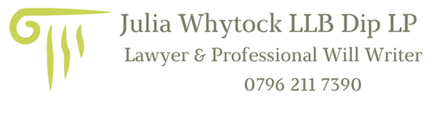 Julia Whytock Will Writing Services Scotland